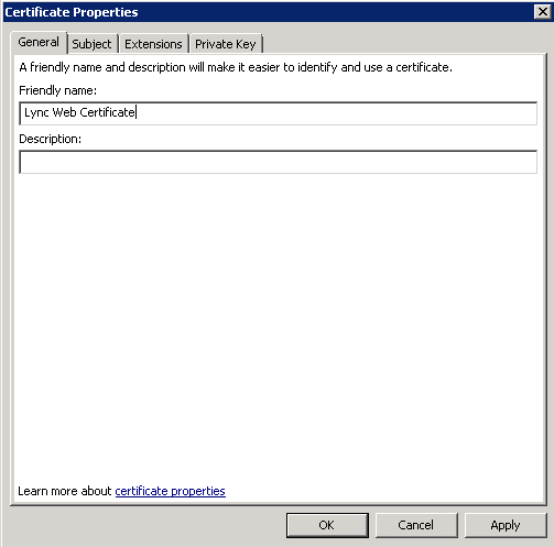 Manually generating the certificate request for lync web services clipimage004 yadclub Choice Image